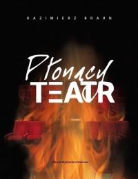 Płonący teatr - okładka książki
