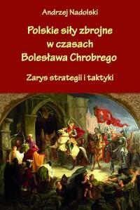Polskie siły zbrojne w czasach - okładka książki