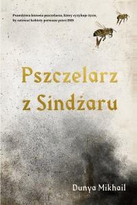 Pszczelarz z Sindżaru - okładka książki