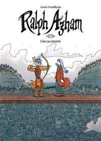 Ralph Azham 11. Cios za ciosek - okładka książki