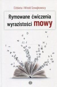 Rymowane ćwiczenia wyrazistości mowy - okładka podręcznika