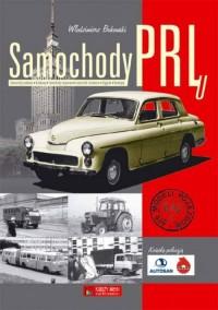 Samochody PRL-u - okładka książki