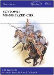 Scytowie 700-300 przed Chr. - okładka książki