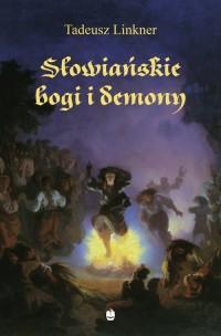 Słowiańskie bogi i demony - okładka książki