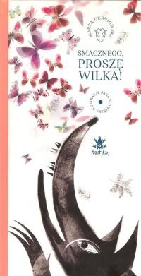 Smacznego proszę Wilka - okładka książki