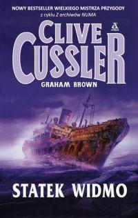 Statek widmo - okładka książki