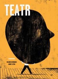 Teatr. Zadaniariusz - okładka książki