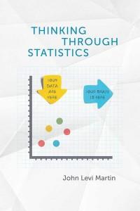 Thinking Through Statistics - okładka książki