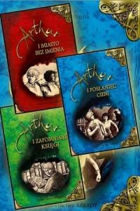 Trylogia Artur. PAKIET - okładka książki