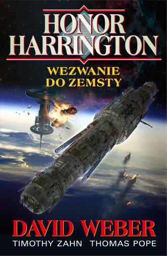 Honor Harrington. Wezwanie do zemsty - okładka książki