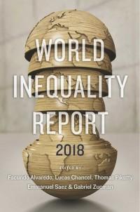 World Inequality Report 2018 - okładka książki