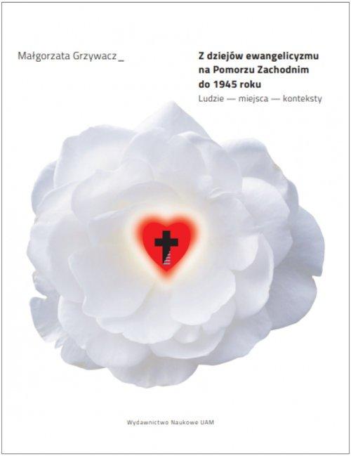 Z dziejów ewangelicyzmu na Pomorzu - okładka książki