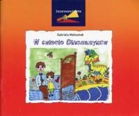 Zaczarowana Latarka. W świecie Dinomuzyków - okładka książki