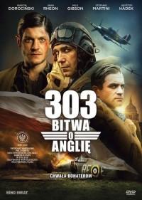 303 Bitwa o Anglię. Chwała bohaterom - okładka filmu