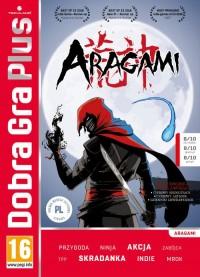 Aragami - pudełko programu