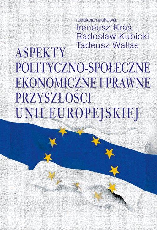 Aspekty polityczno-społeczne, ekonomiczne - okładka książki