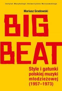 Big Beat. Style i gatunki polskiej muzyki młodzieżowej (1957-1973) - okładka książki