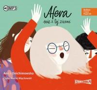 Bulbes i Hania Papierek Afera nie z tej ziemi - pudełko audiobooku