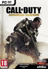 Call Of Duty: Advanced Warfare PC - pudełko programu