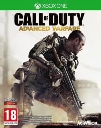 Call Of Duty Advanced Warfare Xbox One - pudełko programu