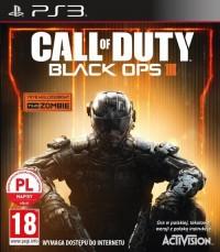 Call of Duty Black Ops 3 PS3 - pudełko programu