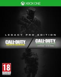 Call of Duty Infinite Warfare Edycja Legacy Pro Xbox One - pudełko programu