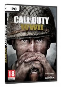 Call of Duty : WWII PC - pudełko programu