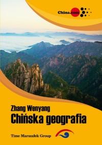 Chińska geografia - okładka książki
