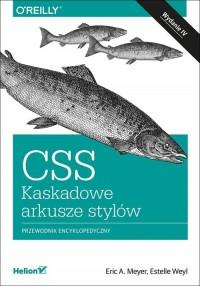 CSS Kaskadowe arkusze stylów. Przewodnik encyklopedyczny - okładka książki
