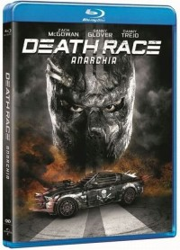 Death Race. Anarchia - okładka filmu
