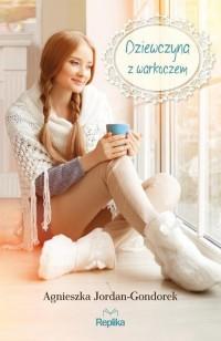 Dziewczyna z warkoczem - okładka książki
