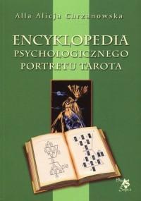 Encyklopedia psychologicznego portretu tarota - okładka książki