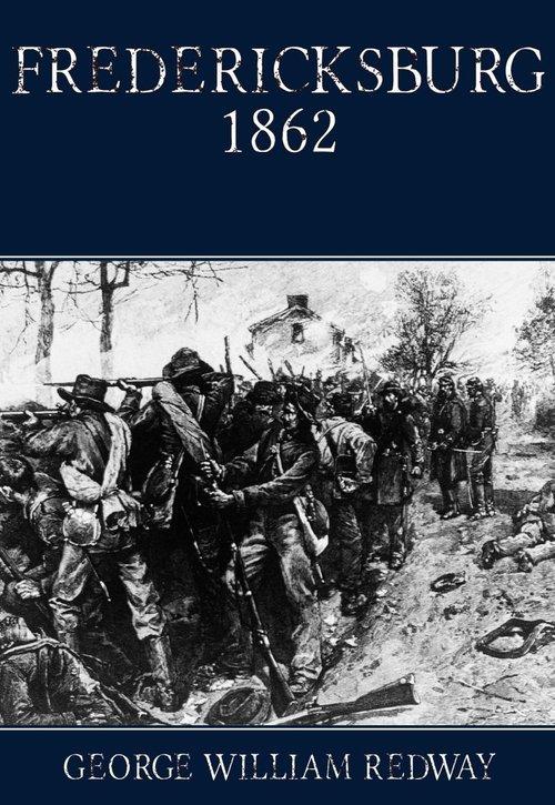 Fredericksburg 1862 - okładka książki