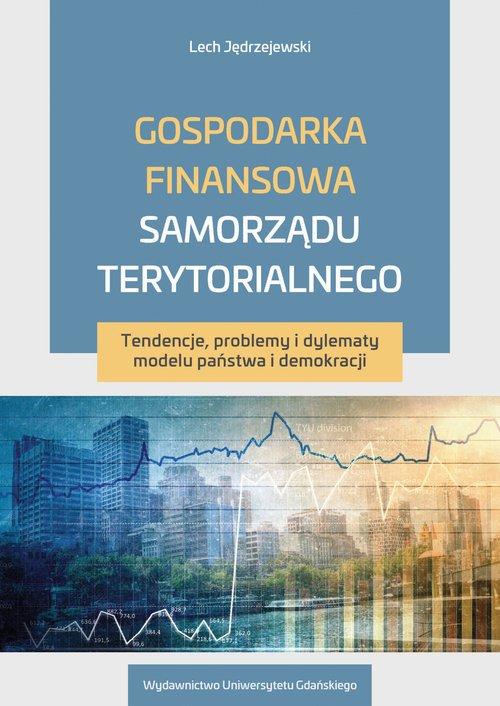 Gospodarka finansowa samorządu - okładka książki