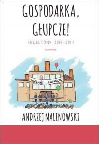 Gospodarka, głupcze! Felietony 2015-2017 - okładka książki