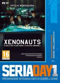 Gra PC Seria Day1: Xenonauts - pudełko programu