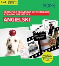 Gramatyka obrazkowa w ćwiczeniach i film. Kurs Angielski Pak2 - okładka podręcznika