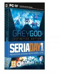 Grey Goo Definitive Edition - pudełko programu