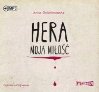 Hera, moja miłość - pudełko audiobooku