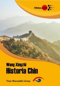 Historia Chin - Wang Xingzhi - okładka książki