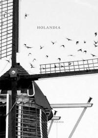 Holandia. Książka do pisania - okładka książki