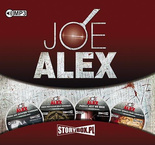 Joe Alex częsć 2. PAKIET - pudełko audiobooku