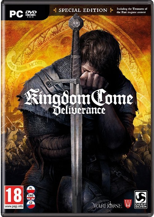 Kingdom Come: Deliverance PC - pudełko programu