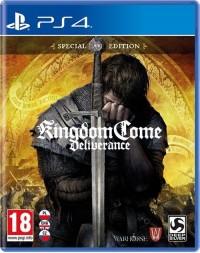 Kingdom Come: Deliverance PS4 - pudełko programu