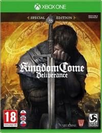 Kingdom Come: Deliverance XBOX ONE - pudełko programu