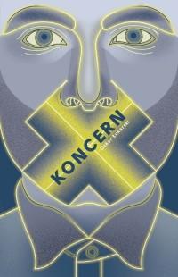 Koncern X - okładka książki