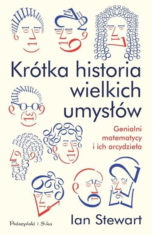 Krótka historia wielkich umysłów. - okładka książki