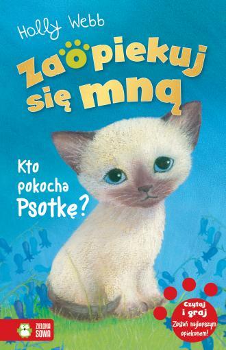 Kto pokocha Psotkę? - okładka książki