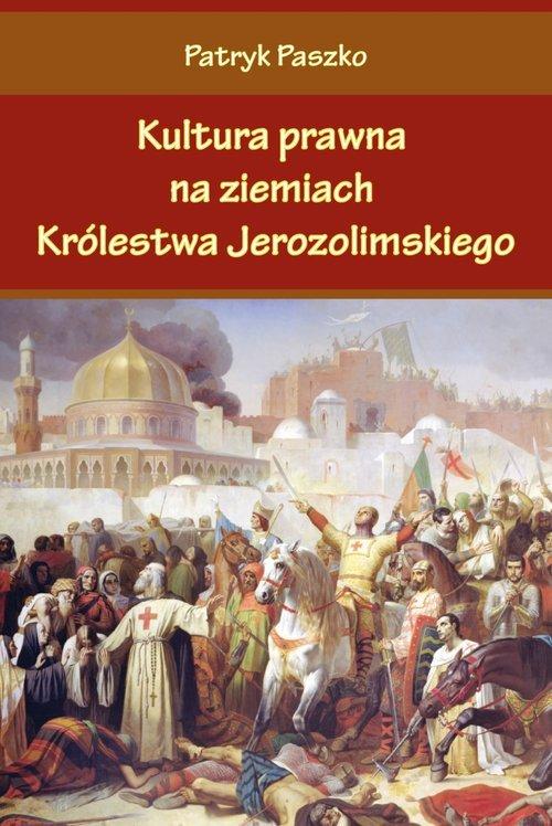 Kultura prawna na ziemiach Królestwa - okładka książki