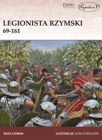 Legionista rzymski 69-161 - okładka książki